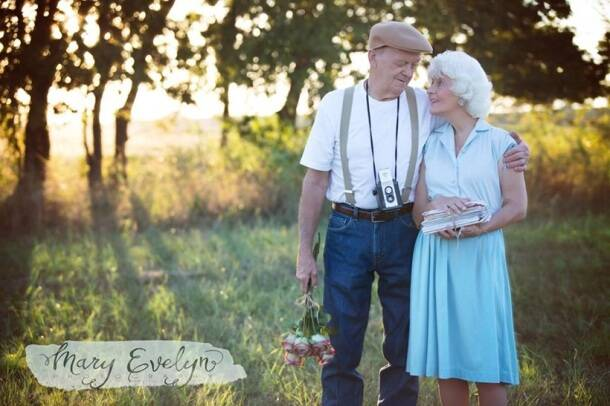 notebook, notebook film, notebook photoshoot, notebook theme photo shoot, elderly couple notebook photos, US couple notebook photoshoot, couple 57 years notebook photos, viral photos, trending photos, latest news, viral news, indian express