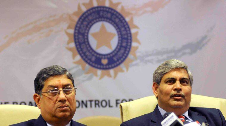 Indias Shashank Manohar steps down as ICC chairman