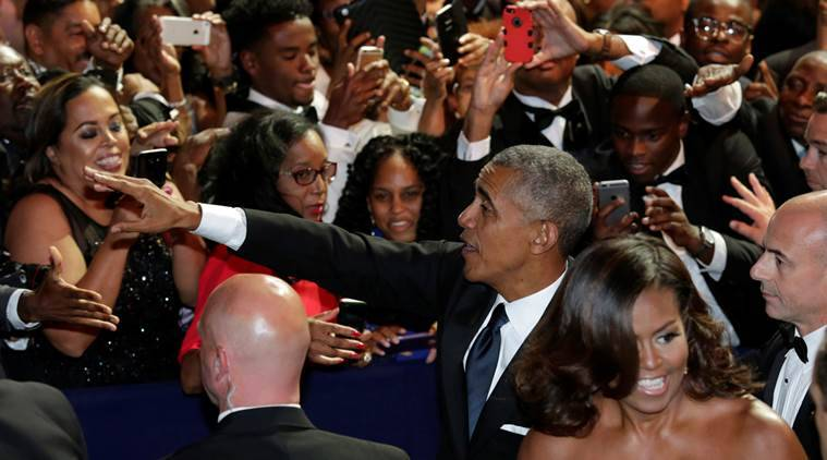 Barack Obama, Obama, speech, african american, african american legacy, Congressional Black Caucus Foundation, black voters, US President, US presidential elections, Democratic, Hillary Clinton, US elections, world news, indian express