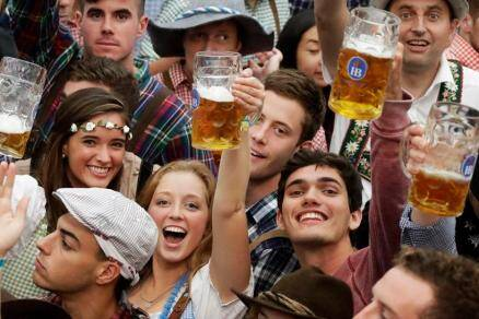 Hic, hic, hurray: Stunning photos of Oktoberfest 2016
