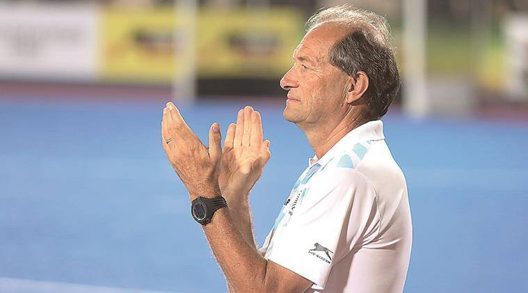 Roelant oltmans, oltmans, oltmans hockey, oltmans hockey india, oltmans india hockey coach, hockey india, hockey india high performance director, hockey india coack, sports, sports news, hockey, hockey news