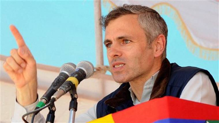 Omar Abdullah, Former J&K chief , former j&k CM, National Conference president, NC president abdullah, india-pakistan, indo-pak relations, india news, indian express news