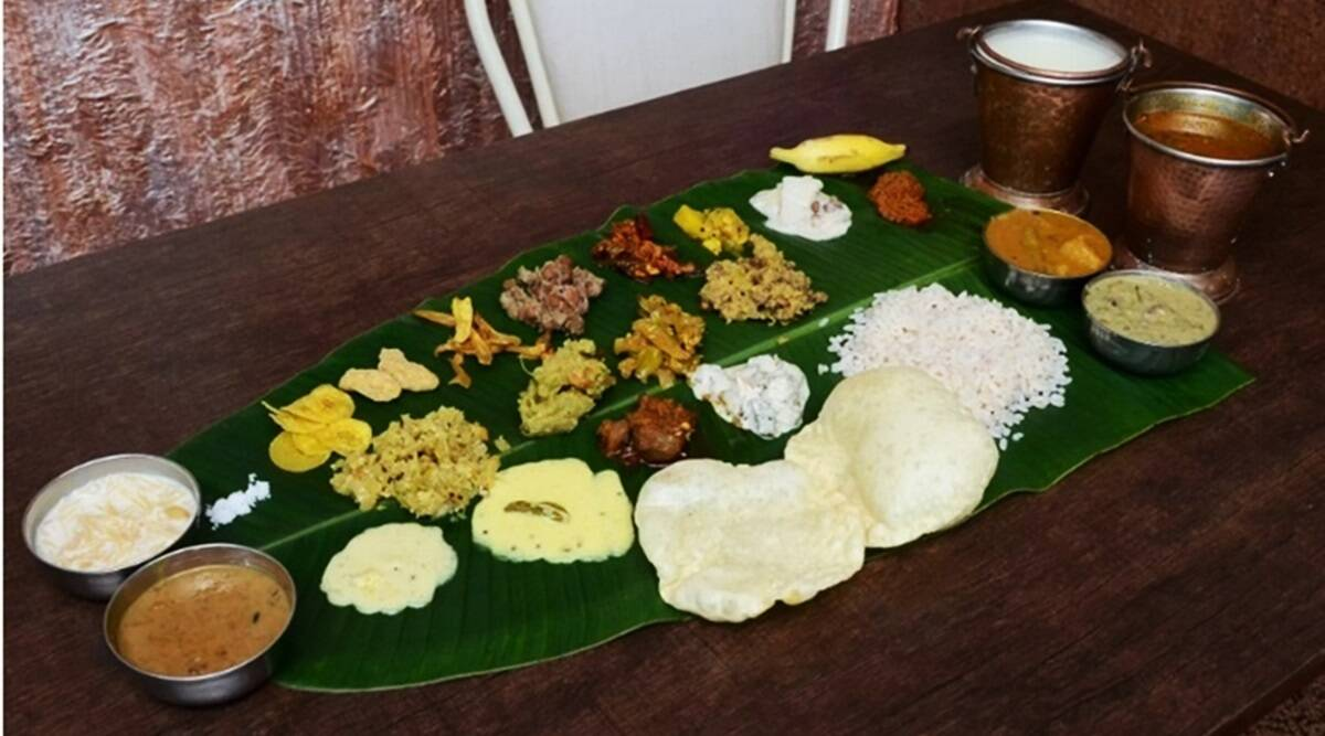Onam special: Here's what a traditional Onam sadhya has ...