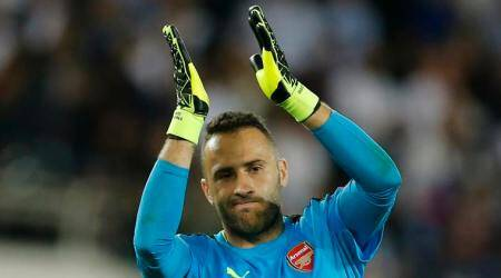 David Ospina likely to start for Arsenal in League Cup final, says Peter Cech