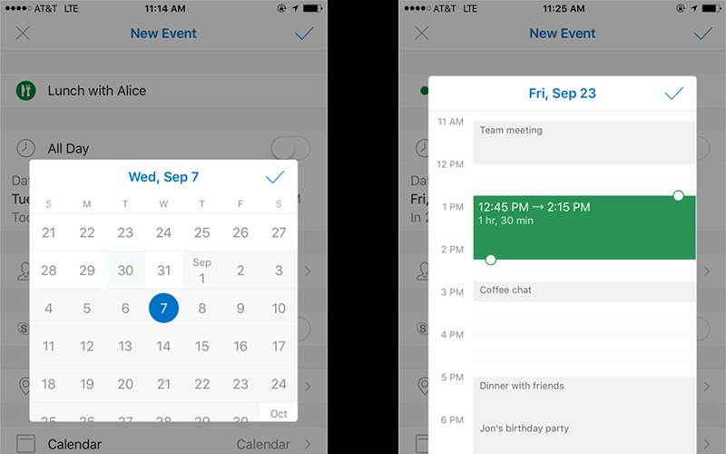 Microsoft merges Sunrise's best features into Outlook mobile app