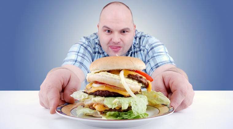 eating, over eating, eexcess eating, binge eating, eating disorder, over eating side effects, excess eating risk, health problems eating, heart problem over eating, obesity, health  news, latest news, indian express