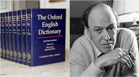 "Oxford English Dictionary celebrates Roald Dahl centenary with new word ""Dahlesque"""