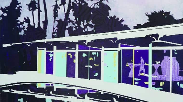 Paul Davies, Paul Davies paintings, Paul Davies Australia, Paul Davies home decor, Paul Davies canvas, Paul Davies painting exhibition, delhi painting exhibition, art and culture, painting exhibition, delhi news