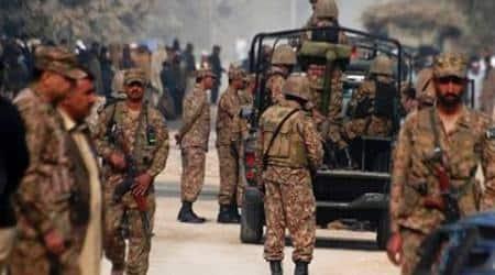 pakistan security forces, pakistan militants, afghan militants, militants, killed, pakistan news, world news, latest news, indian express