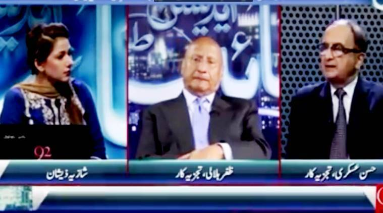 Debates on Pakistan news channels after Uri attack have fun
