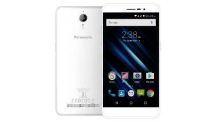 Panasonic, Panasonic p77, Panasonic p77 launched, panasonic p77 specs, panasonic p77 features, panasonic p77 price india, smartphone, budget smartphone india, technology news, indian express