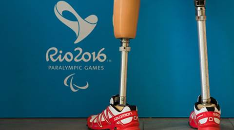 India gear up for Rio 2016 Paralympics with largest-ever  contingent
