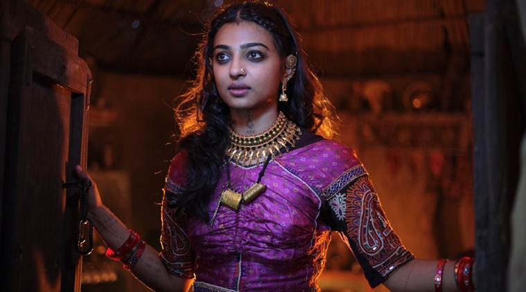 parched movie review, parched review, parched, parched film, Radhika Apte, Radhika Apte film, Radhika Apte parched