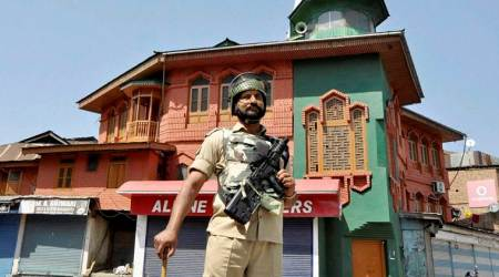 pellet guns, pellet guns mob violence, pellet guns ban, pellet gun ban, Jammu and kashmir high court, J&K high court, jammu and kashmir, J&K, Kashmir violence, Kashmir valley, mob violence, mob, violence, India news
