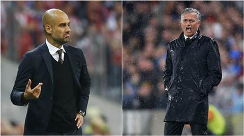 Jose Mourinho and Pep Guardiola the best of enemies