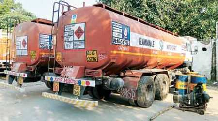 Engineer among 3 held for selling petroleum products worth lakhs to transporter: DelhiPolice