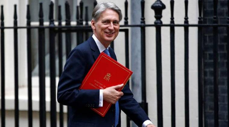 Philip Hammond, British finance minister Philip Hammond, Philip Hammond on Brexit, Brexit, European Union, world news, indian express news