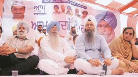 Days after 'rift in AAP family', a HS Phoolka show atChhapar