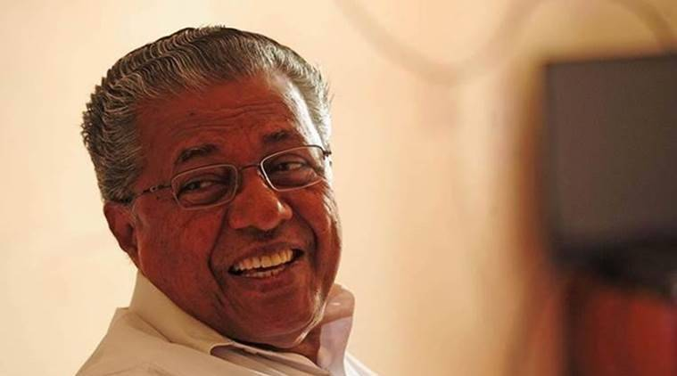 Pinarayi Vijayan, Pinarayi Vijayan news, Pinarayi Vijayan-Kerala, Kerala news, LDF-Kerala Bank, Kerala Bank, Kerala Bank-opposition protests, Indian express news, latest news, india news