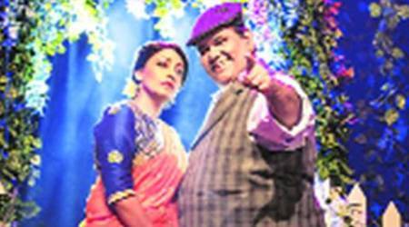 Dipanita nath, mr and mrs murarilal, Satish Kaushik, Meghna Malik, Saif Hyder Hasan, news, play, latest news, India news, national news