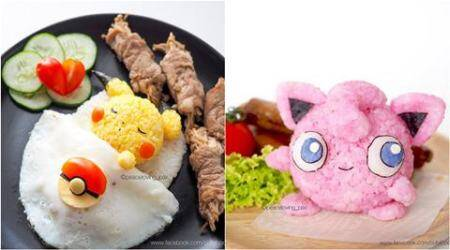pokemon, pokemon go, pokemon go game, food art, japanese food, japanese rice ball, pokemon food art, pokemon food, onigiri, onigiri design, onigiri food art, japanese onigiri, food news, lifestyle news, latest news