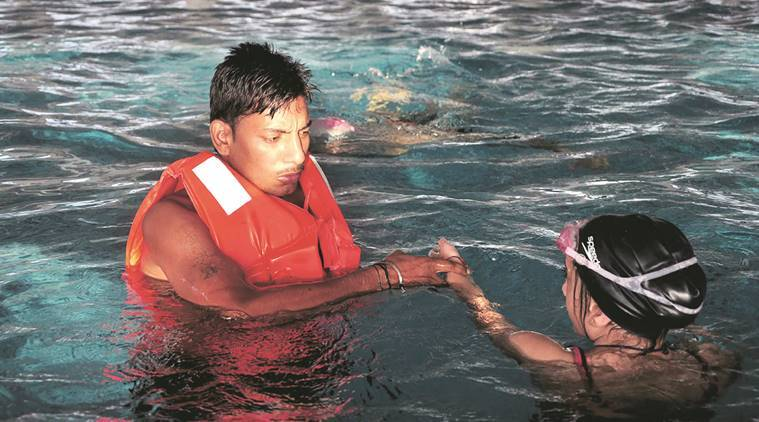 drowning, swimming, swimming pool, swimming safety, chandigarh pool, chadigarh swimming pool, safe swimming, news, latest news, India news, national news