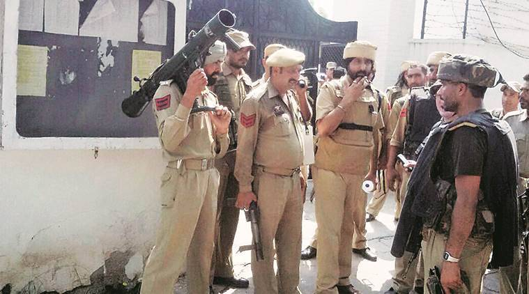 poonch, poonch attack, jammu kashmir attack, news, kashmir news, india news, militant attack poonch, news, indianexpress news,