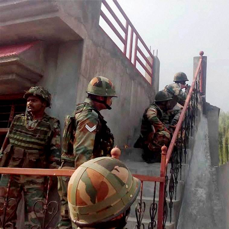 jammu and kashmir, poonch, poonch militant attack, poonch district, jammu kashmir terror, poonch terror attack, terrorist attack J-K, J&K terrorism