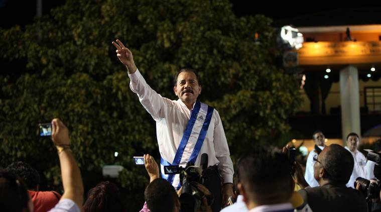 Nicaragua, Nicaragua elections, Nicaragua opposition party, PLI, Daniel Ortega, Jose del Carmen Alvarado, Pedro Reyes, new presidential candidate, Nicaragua news, world news, latest news, Indian express