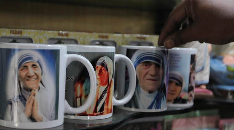 Islam says that he does not need a special recognition to believe Mother Teresa is a saint. For him she is a goddess. (Source: Express photo by Partha Paul)