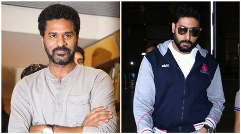 Prabhudheva's next with Abhishek Bachchan  out-and-out commercial film