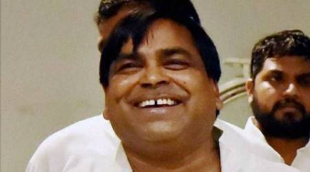 Gayatri Prasad Prajapati, gangrape, prajapati gangrape, uttar pradesh elections, up polls, up poll 2017, samajwadi party, mulayam singh, akhilesh yadav, gangrape, narendra moid, election politics, congress, amethi seat, indian express news, india news, elections updates