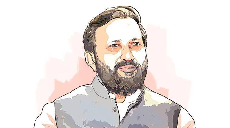 Prakash Javadekar, hrd, hrd ministry, uttar pradesh elections, punjab elections, up polls, punjab polls, congress, rahul gandhi, venkaiah naidu, demonetisation, ashoka road, indian express news, india news