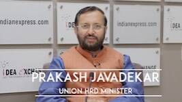 Idea Exchange: Prakash Javadekar On New Education Policy, Interference From RSS & Rohith Vemula Case