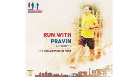 'Run Machine' leads in the Pune Running Beyond Myself 100K challenge
