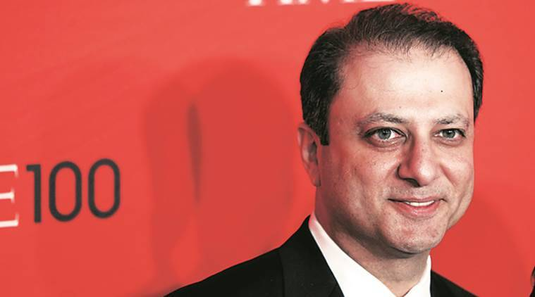 Preet Bharara, Bharara, Former Manhattan US Attorney, NYU, New York University, New York, world news, indian express news
