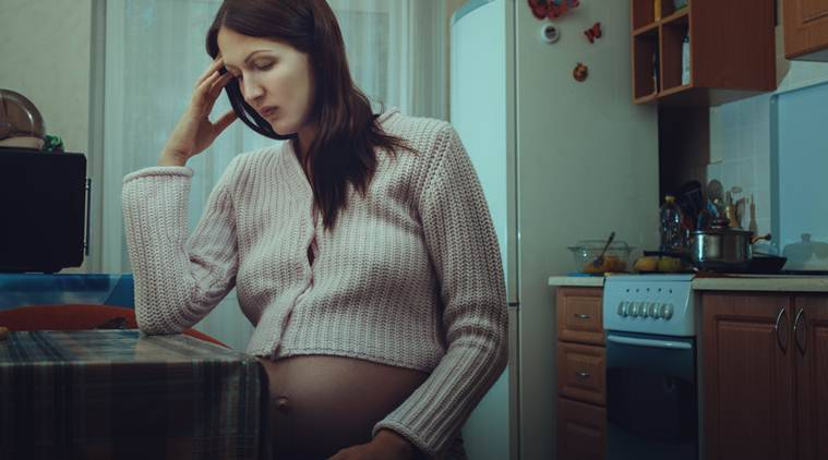 pregnancy, depression, pregnancy side effects, pregnancy diabetes, pregnancy depression, pregnancy depression diabetes, maternal diabetes, maternal depression, diabetes depression, health news, latest news, indian express