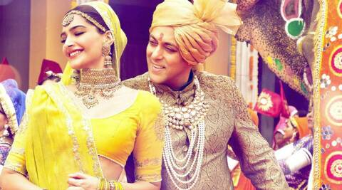 Salman Khan did not want to do Prem Ratan Dhan Payo with  Sonam. Here is why.