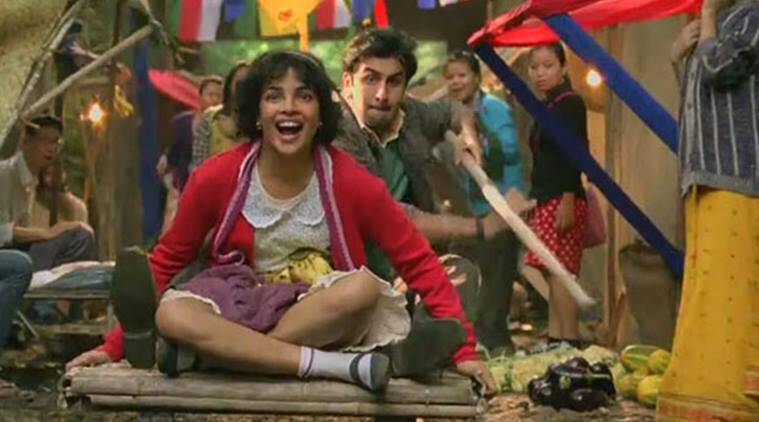 Priyanka Chopra, Priyanka Chopra barfi, Priyanka Chopra barfi movie, barfi, barfi movie, Priyanka Chopra jhilmil, Priyanka Chopra barfi jhilmil, Entertainment