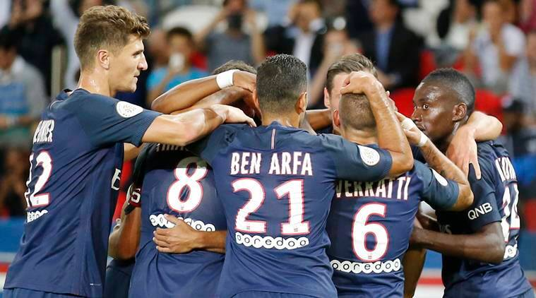PSG, Paris Saint Germain, Lucas, Saint Etienne, PSG vs Saint Etienne, PSG Saint Etienne, Ligue 1, French league, football, football news