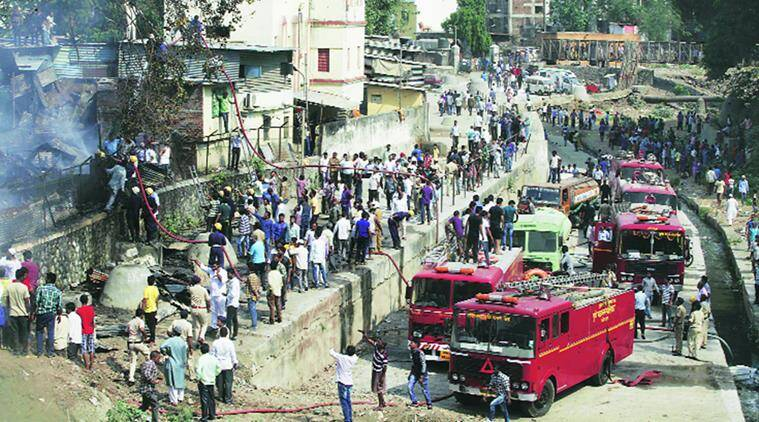 pune, pune fire accidents, pune fire mishaps, cag report pune, pune not equipped for fire, fire incidents in pune, pune news, india news