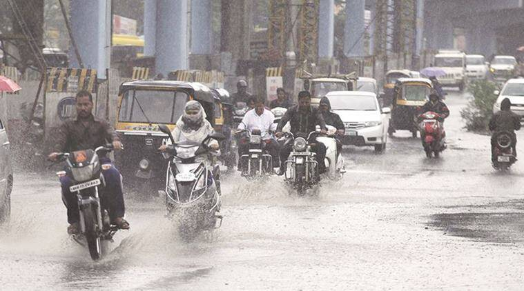 pune, pune weather, pune monsoon, pune met, pune weather, pune temperature, pune news, india news, indian express news