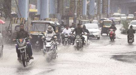 IMD: Till August, six per cent below normal rain across India