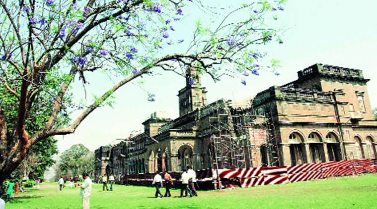 pune, pune news, pune university, pune university rti, pune rti stationery tea expenses, pune university 100 pages information free of cost, indian express, india news