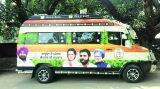 Punjab Congress Express to hit the road today