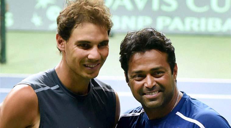 davis cup, davis cup india, india vs spain, spain vs india, india tennis, rafael nadal, nadal, leander paes, sports news, sports