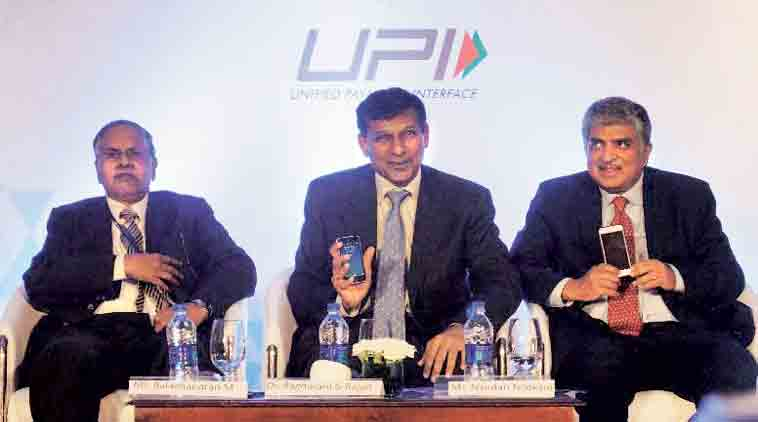 unified payments interface, RBI, Raghuram Rajan, Indian banks, unified payments interface launch, upi, unified payments interface npci, unified payments interface features, immediate payment service, retail payment, mobile payment, cashless payments, india news