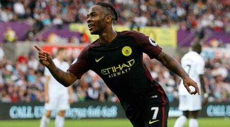 Man City, Manchester City, Chelsea. Premier League, Premier League Table, Sterling, Raheem Sterling, Pep Guardiola, football, sports