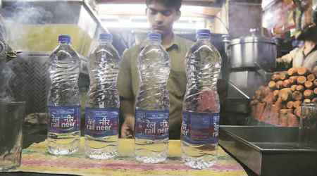 Railway Board decides to stop supply of 'Rail Neer' water at itsheadquarters