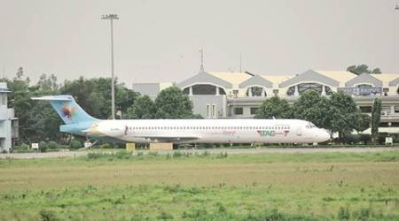 Raipur waits for Bangla plane to take off — a year after emergency landing